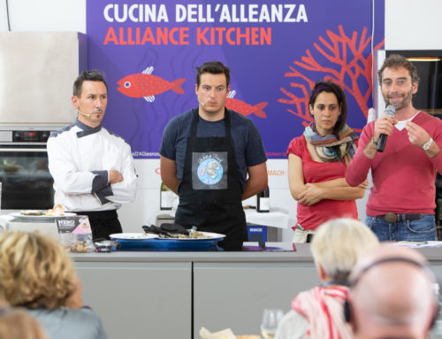 Di ostriche e aglio Nero: SlowFish 2019