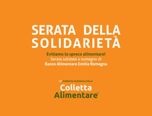 Serata della Solidarietà – 23ª Colletta Alimentare